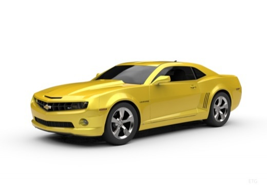 Chevrolet Camaro 6.2 V8 LS3 432 PS (2009–2016)