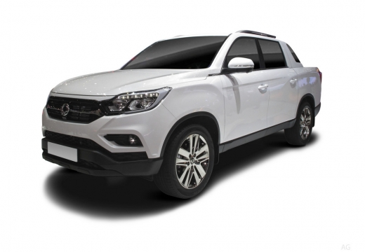 Ssangyong Musso Pick Up (seit 2018)