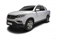 Alle Ssangyong Musso Pick Up