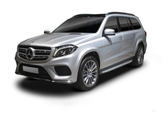 Mercedes-Benz GLS 580  489 PS (seit 2019)
