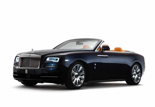 Rolls-Royce Dawn Dawn 571 PS (seit 2016)