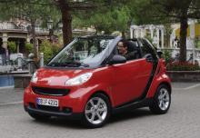 Smart ForTwo Cabrio (2007–2014)