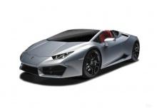 Alle Lamborghini Huracán Cabrio