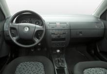 Skoda Praktik Transporter (1999–2007)