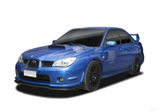 Subaru WRX 2.5 Turbo 230 PS (2000–2007)
