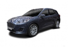Alle Ford Kuga SUV