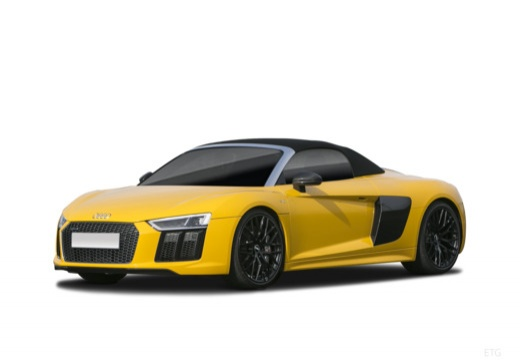 Audi R8 V10 performance 5.2 FSI 620 PS (seit 2015)