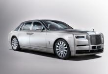 Alle Rolls-Royce Phantom Limousine