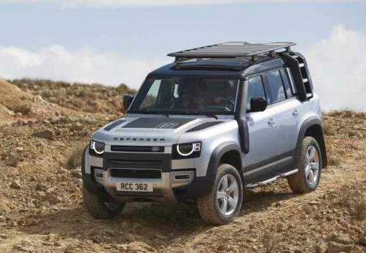 Land Rover Defender 110 P300 300 PS (seit 2019)