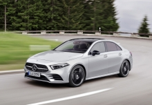 Alle Mercedes-Benz A-Klasse Limousine