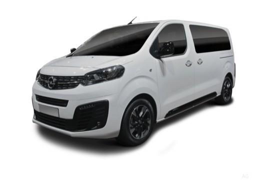 Opel Zafira Life 1.5 S 120 PS (seit 2019)