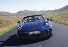 Alle Porsche 911 Cabrio