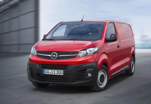 Opel Vivaro Transporter (seit 2019)