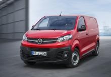 Alle Opel Vivaro Transporter