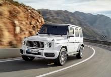 Alle Mercedes-Benz G-Klasse SUV