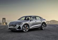 Audi e-tron Sportback (seit 2019)