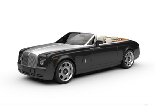 Rolls-Royce Phantom 6.7 V12 460 PS (2007–2016)