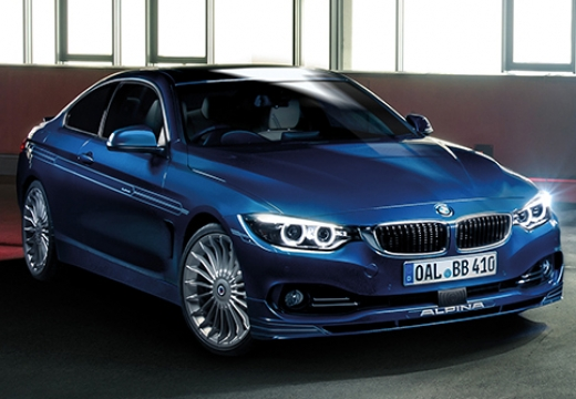 Alpina B4 Coupé (seit 2014)