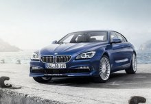 Alle Alpina B6 Coupé