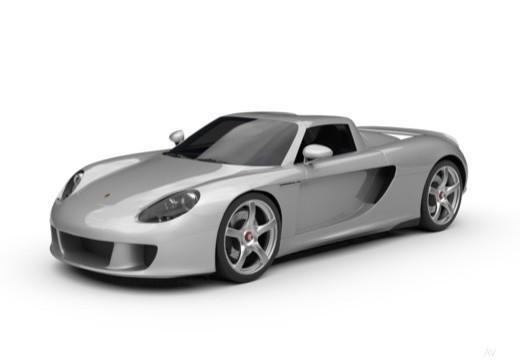 Porsche Carrera GT Cabrio (2003–2007)