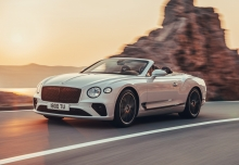 Alle Bentley Continental GT Cabrio