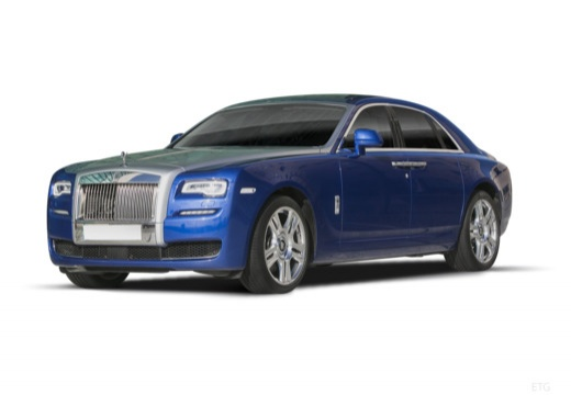 Rolls-Royce Ghost 6.6 V12 571 PS (seit 2014)