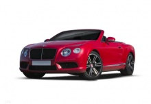 Alle Bentley Continental Supersports Cabrio