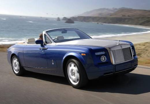 Rolls-Royce Phantom Coupé (2007–2017)