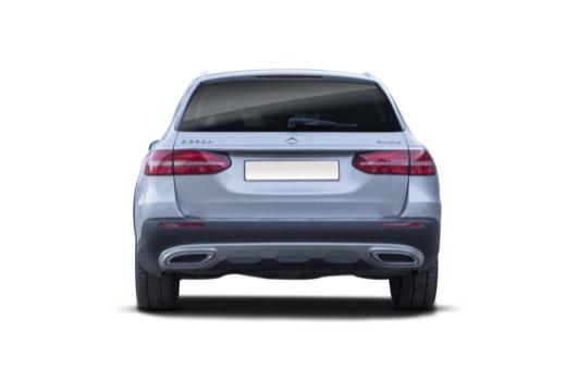 Mercedes-Benz E 220 d 4Matic T 9G-TRONIC (seit 2017) Heck