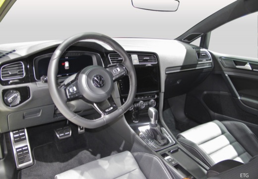 VW Golf 1.0 TSI BlueMotion Technology (seit 2017) Armaturenbrett