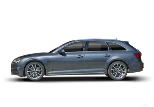 Audi A4 Avant 1.4 TFSI (seit 2016) Seite links