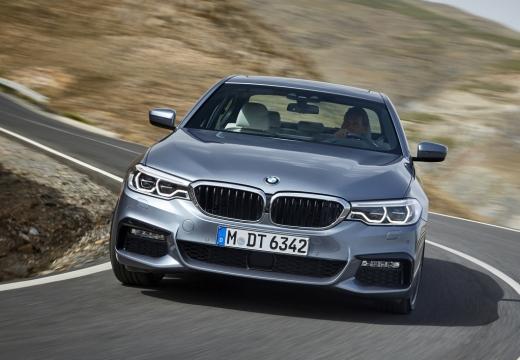 BMW 530i Aut. (seit 2016) Front