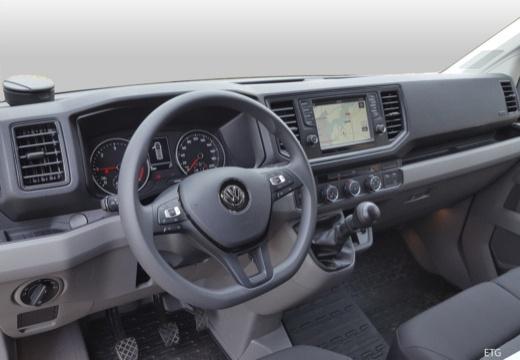 VW Crafter 30 TDI VA (seit 2017) Armaturenbrett