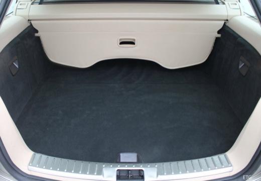 Jaguar X-Type Estate 2.2 Diesel (2008-2009) Laderaum