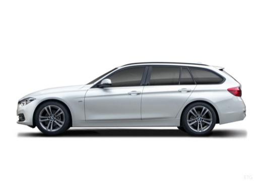BMW 325d Touring Aut. (seit 2016) Seite links