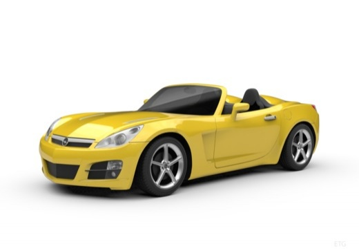 Opel GT (2006-2009) Front + links