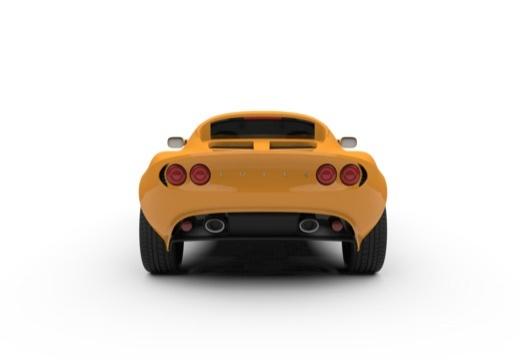 Lotus Lotus Elise (2007-2010) Heck