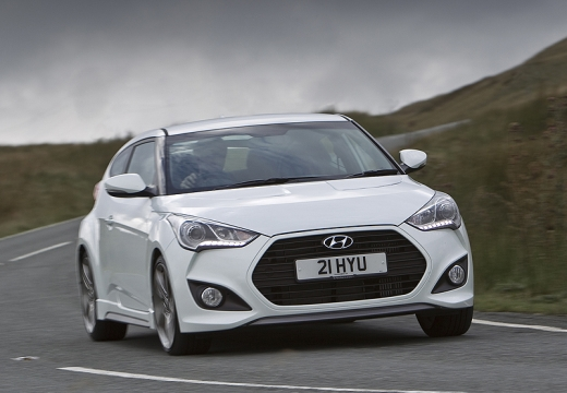 Hyundai Veloster 1.6 Turbo (2016-2016) Front + rechts
