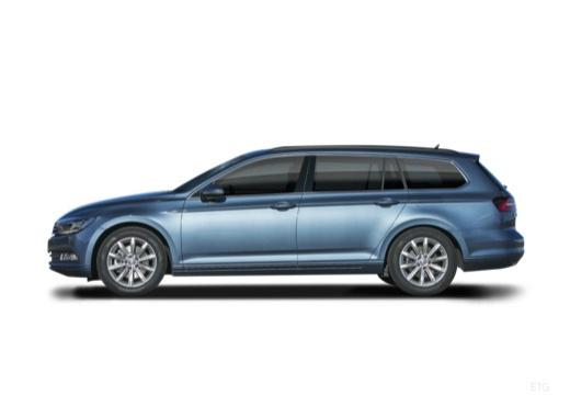 VW Passat Variant 1.4 TSI BlueMotion Technology DSG (2015-2016) Seite links