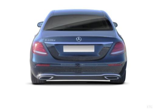 Mercedes-Benz E 200 (seit 2016) Heck
