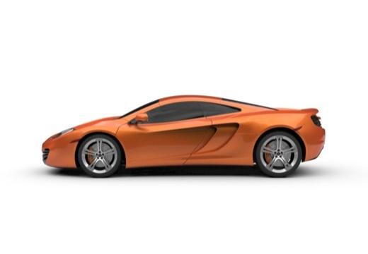 McLaren 650S Coupe (2014-2014) Seite links