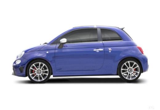 Fiat 595 C (2016-2016) Seite links