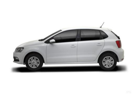 VW Polo 1.0 (2016-2017) Seite links