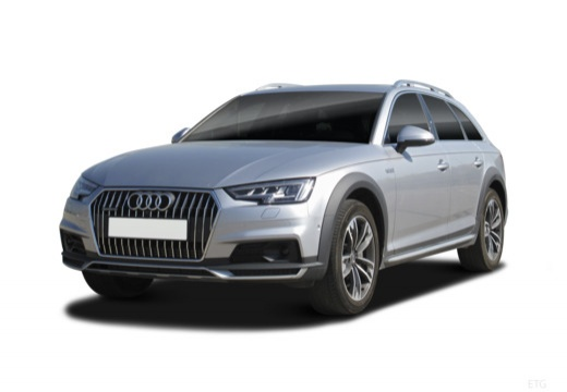 Audi A4 allroad quattro 2.0 TFSI S tronic (2016-2016) Front + links