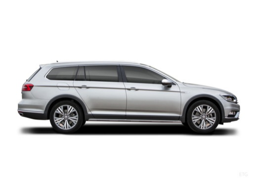 VW Passat Variant 2.0 TDI SCR 4Motion DSG BlueM. Tech (seit 2014) Seite rechts