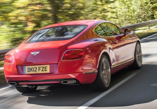 Bentley Continental GT Speed Convertible (2016-2016) Heck + rechts