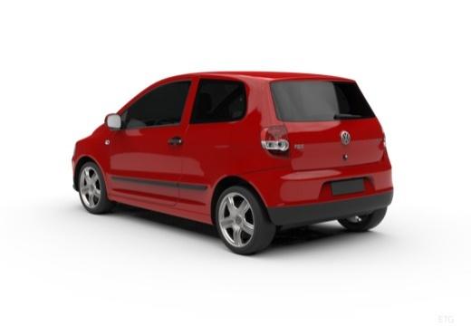 VW Fox 1.2 (2010-2011) Heck + links