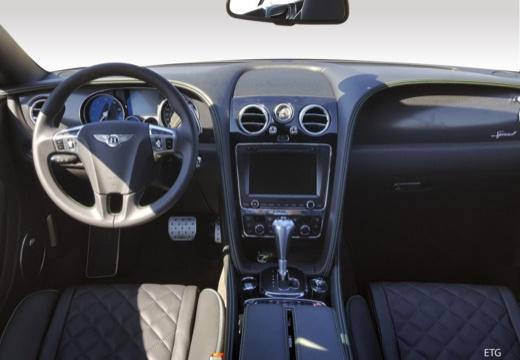 Bentley New Continental GT V8 (2012-2012) Armaturenbrett