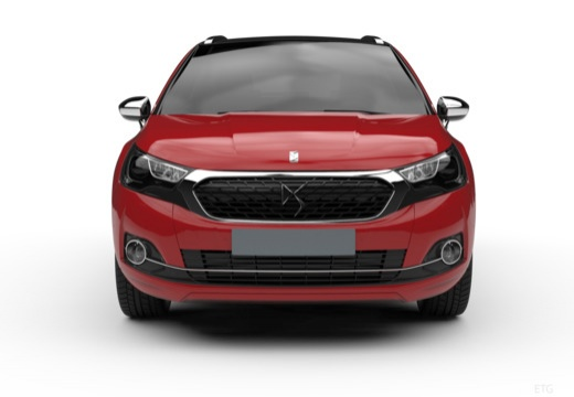 Citroen DS4 BlueHDi 120 S&S EAT6 (seit 2015) Front