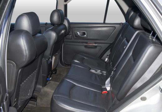 Cadillac SRX 4.6 V8 AWD (2007-2009) Innenraum